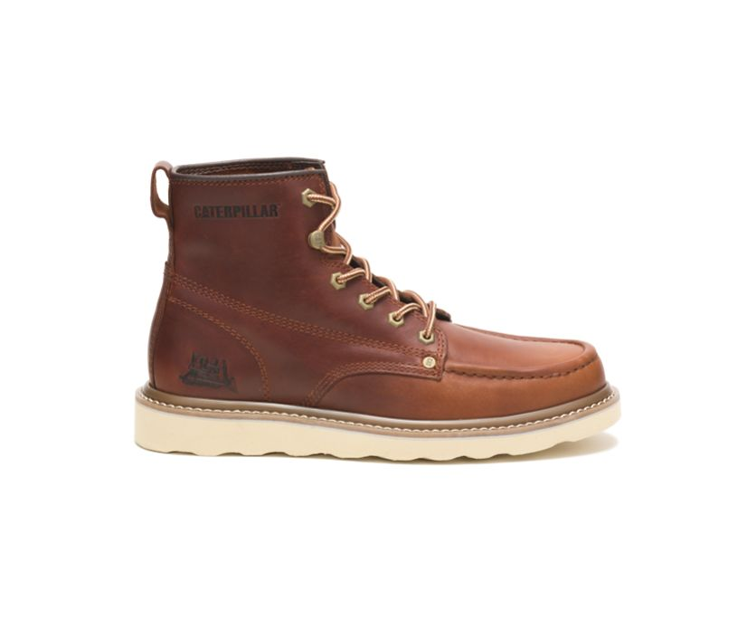 Glenrock Mid Boot, Leather Brown, dynamic