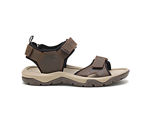 Waylon Sandal, Chocolate Brown, dynamic
