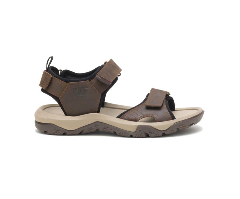 Waylon Sandal, Chocolate Brown, dynamic