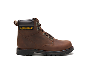 Second Shift Work Boot, Dark Brown, dynamic