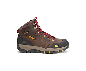 Navigator Waterproof Work Boot, Clay, dynamic