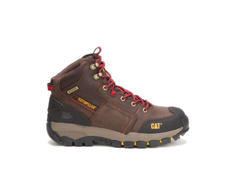Navigator Waterproof Work Boot, Clay, dynamic
