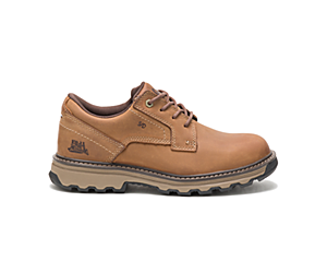 Tyndall Work Shoe, Dark Beige, dynamic
