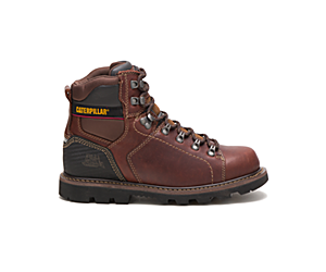 Alaska 2.0 Work Boot, Brown, dynamic