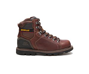 Alaska 2.0 Work Boot, Brown, dynamic