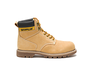 Second Shift Steel Toe Work Boot, Honey Nubuck, dynamic