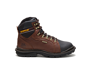 "Flexion Manifold 6"" Waterproof Steel Toe Thinsulate™ Work Boot, Oak, dynamic"