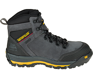 "Munising 6"" Waterproof Composite Toe S3 HRO SRA Work Boot, Dark Shadow, dynamic"