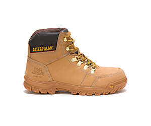 Outline Steel Toe Work Boot, Honey Reset, dynamic