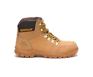 Outline Steel Toe Work Boot, Honey Reset, dynamic