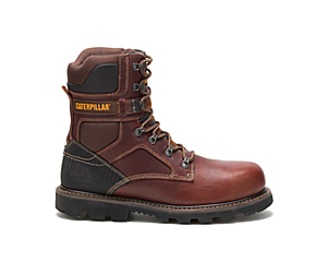 Indiana 2.0 Steel Toe Work Boot, Brown, dynamic