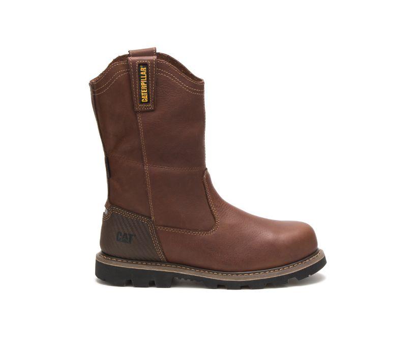 Edgework 2.0 Steel Toe Waterproof Work Boot, Oak, dynamic