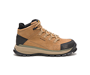 Utilize Waterproof Alloy Toe Work Boot, Sand, dynamic
