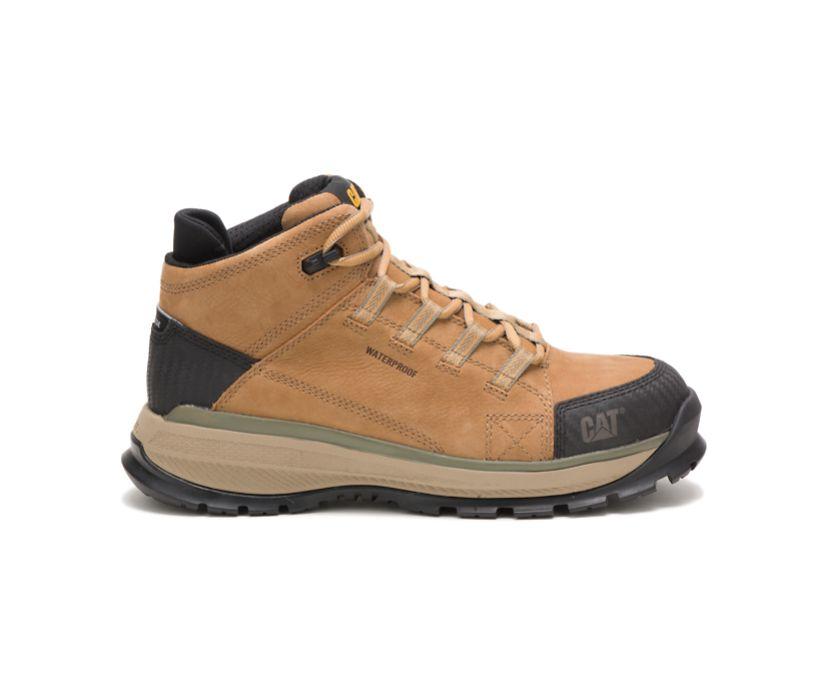 Utilize Waterproof Alloy Toe Work Boot, Sand, dynamic