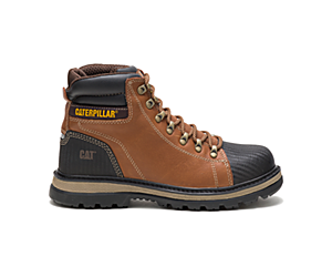 Foxfield Steel Toe Work Boot, Trail, dynamic