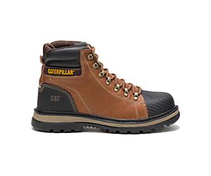Foxfield Steel Toe Work Boot, Trail, dynamic