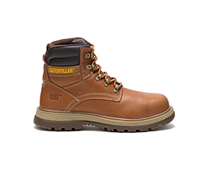 Fairbanks Steel Toe Work Boot, Trail, dynamic