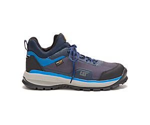 Engage Alloy Toe Work Shoe, Blue Nights, dynamic