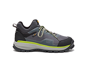 Engage Alloy Toe Work Shoe, Dark Shadows, dynamic