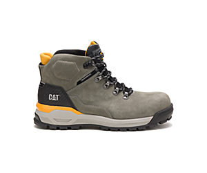 Kinetic Ice+ Waterproof Thinsulate™ Composite Toe Work Boot, Gunmetal, dynamic