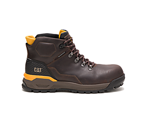 Kinetic Ice+ Waterproof Thinsulate™ Composite Toe Work Boot, Acorn, dynamic