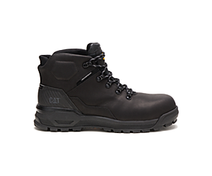 Kinetic Ice+ Waterproof Thinsulate™ Composite Toe Work Boot, Black, dynamic