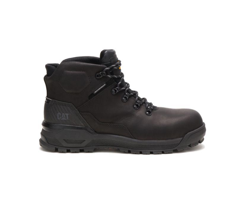 Kinetic Ice+ Waterproof Thinsulate™ Composite Toe Work Boot, Black, dynamic