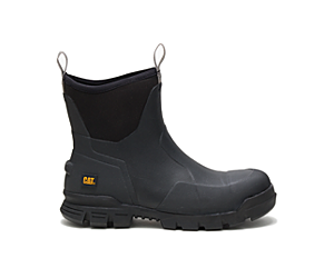 "Stormers 6"" Steel Toe Work Boot, Black, dynamic"