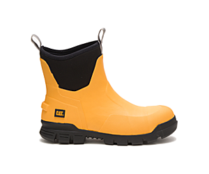 "Stormers 6"" Steel Toe Work Boot, Cat Yellow, dynamic"