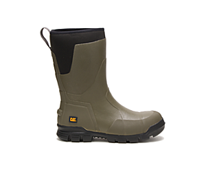 "Stormers 11"" Steel Toe Work Boot, Olive Night, dynamic"