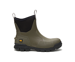 "Stormers 6"" Steel Toe Work Boot, Olive Night, dynamic"