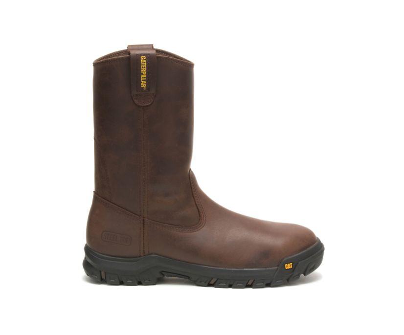 Drawbar Steel Toe Work Boot, Summer Brown, dynamic