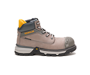 Excavator Superlite Waterproof Nano Toe Work Boot, Cloudburst, dynamic