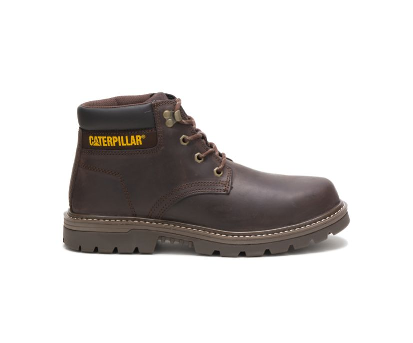 Outbase Steel Toe Work Boot, Coffee Bean, dynamic