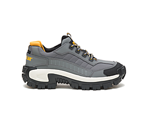 Invader Steel Toe Work Shoe, Gargoyle, dynamic