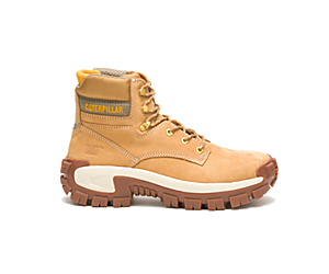 Invader Hi Steel Toe Work Boot, Honey Reset, dynamic