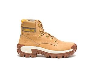 Invader Hi Steel Toe Work Boot, Honey Reset, dynamic
