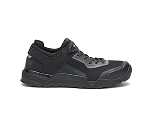 Bolt Alloy Toe Work Shoe, Black, dynamic
