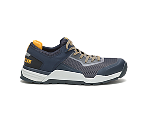 Bolt Alloy Toe Work Shoe, Midnight, dynamic