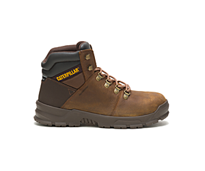 Charge Waterproof Alloy Toe Work Boot, Brown Sugar, dynamic