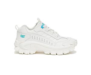Intruder Shoe, Bright White/Blue, dynamic