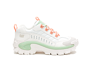 Intruder Shoe, White/Pastel Green, dynamic