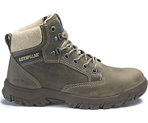 Tess ST CSA Work Boot, Dark Gull Grey, dynamic