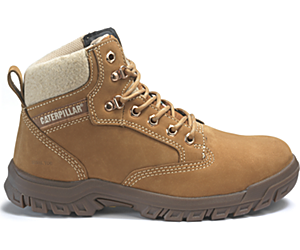 Tess ST CSA Work Boot, Sundance, dynamic