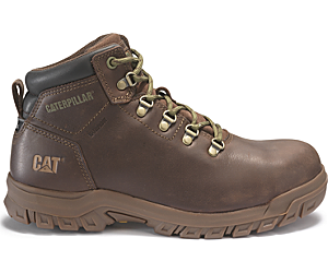 Mae Steel Toe S3 HRO WR SRA Work Boot, Cocoa, dynamic