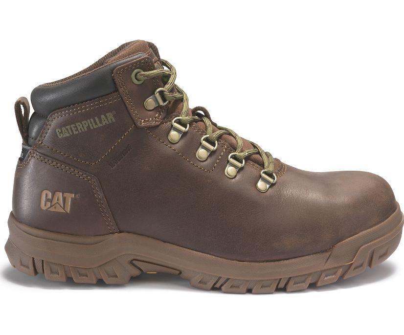 Mae Steel Toe S3 HRO WR SRA Work Boot, Cocoa, dynamic
