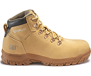 Mae Steel Toe S3 HRO WR SRA Work Boot, Honey Reset, dynamic