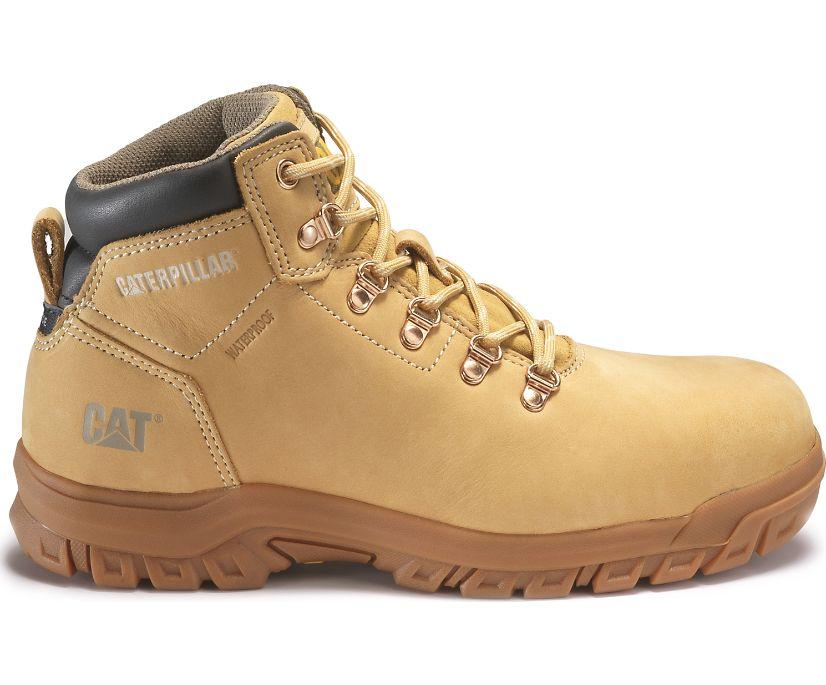 Mae Steel Toe S3 HRO WR SRA Work Boot, Honey Reset, dynamic