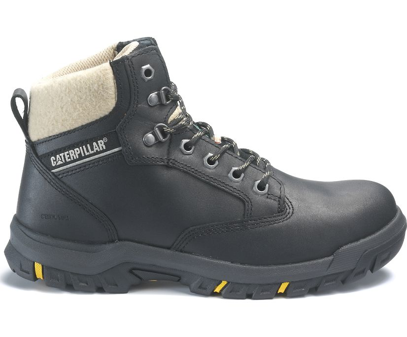 Tess ST CSA Work Boot, Black, dynamic