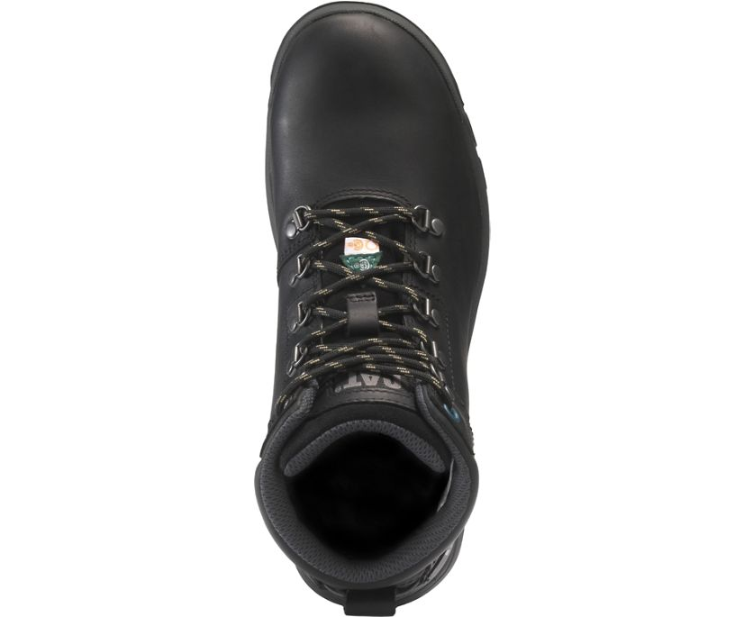 Mae ST Waterproof CSA Work Boot, Black, dynamic